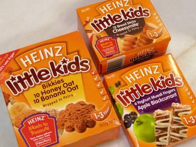 Heinz baby bickies
