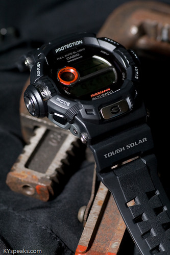 Casio G-Shock Riseman G-9200