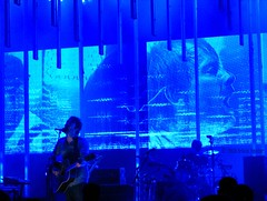"""082408 - Radiohead - """"How to Disappear Completely"""" (obscurafix) Tags: concert radiohead hollywoodbowl"""
