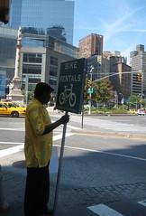Bike Rentals round Central Park