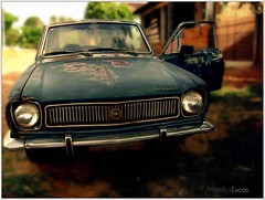 Ford corcel . (Matteus Oberst) Tags: carro antigo