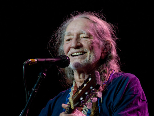 Willie Nelson @ Morristown Community Theater