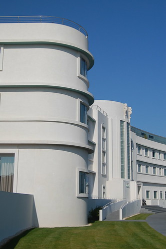 Midland Hotel, Morecambe by Jeannie.H.