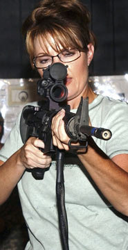 sarah palin is crazy