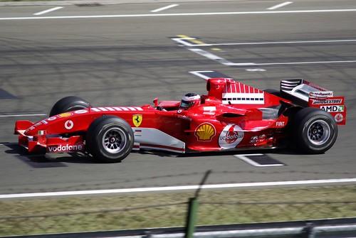 2005 Ferrari F2005. Ferrari F2005
