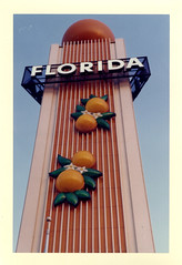 Florida exhibit: World's Fair 1964