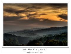 autumn-sunset (andreas_gartner64) Tags: autumn light sunset sun clouds d andreas harmony 700 gartner mywinners theunforgettablepictures