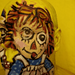 Raggedy Ann Andy Facepaint Mini Movie! por hawhawjames
