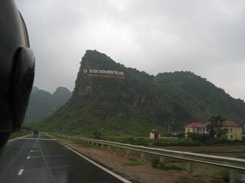 Big welcome to Phong Nha