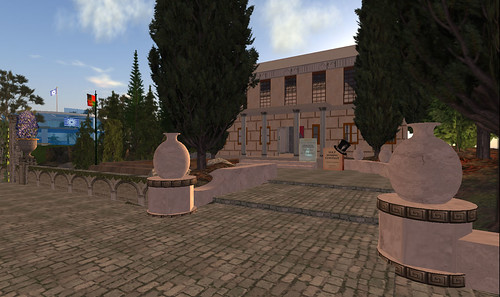 Caledon Embassy on Deseret
