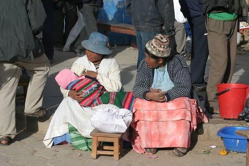Patacamaya, Bolivia.