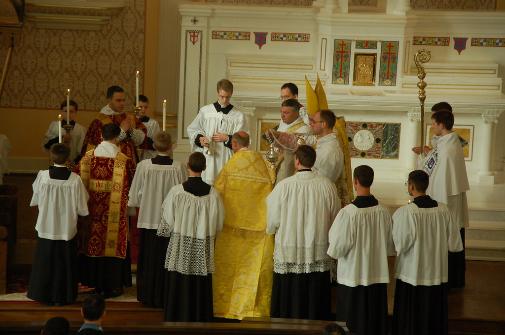 Consecration of Old St. Pat's 184