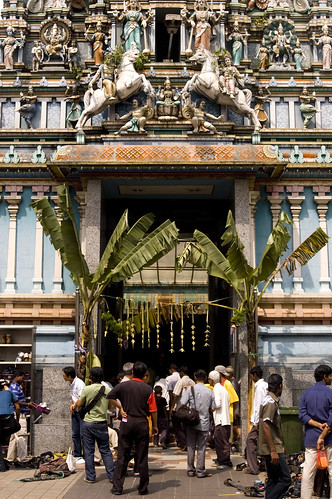 Temple of Hindus