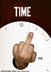 Fuck Time Art Work
