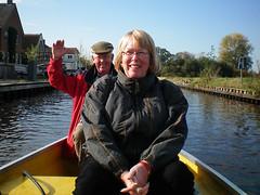 100_0025 72dpi (Dick Aalders) Tags: giethoorn varen fluisterboot herfstvakantie