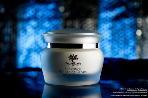 Natural Looks - Whitening Cream