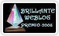 Brillante Weblog logo