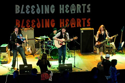 17. Irische Tage - Bleeding Hearts