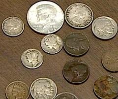 """Rare"" Coins Spent in Lancaster"