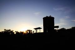 Mt. Battie Tower (Night Owl City) Tags: mtbattie camden hills state park sunset dusk tower maine usa knoxcounty