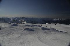 Snow park (gototravel) Tags: ski france lesdeuxalpes epita dsintgration deìsinteìgration