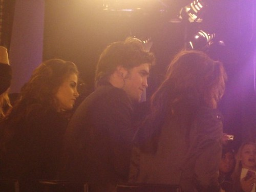Twilight Live@Much - Nikki Reed, Robert Pattinson and Kristen Stewart