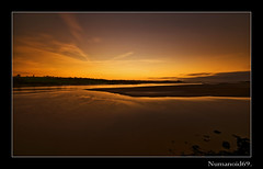 Sharpness Sunrise. (numanoid69) Tags: river riversevern tidal sharpness severnestuary prideofengland