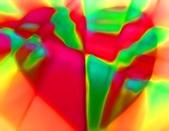 DSC_0038 amore vivace.jpg (Monica Palermo) Tags: red abstract green art love heart vibrant vivid astratto cuore digitalmanipulation riotofcolours