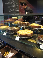 Cakes at the Chocolate Museum, Koln