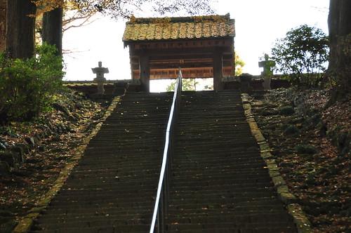 西巌殿寺 / saigandenji temple