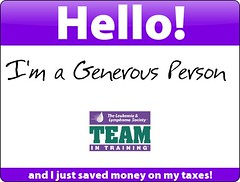 Generous Person