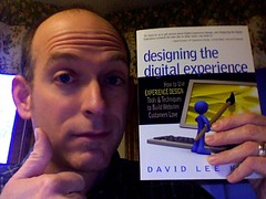 Designing the Digital Experience was reviewed!