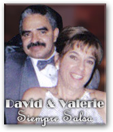 David and Valerie of Siempre Salsa