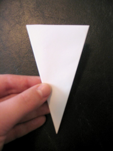 How to Make Paper Snowflakes: folding: tiffanyharvey — LiveJournal