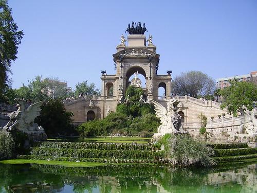 Ciutadella Park por Juan Pablo Mantilla.