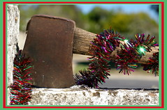 MERRY aXeMAS 2008 (Axemaniac-Art) Tags: christmas xmas pentax australia victoria merry merrychristmas 2008 merryxmas bendigo faithfull pentaxk100dsuper k100dsuper axemaniac axemas 24december2008 yourock1st pregamesweepwinner pregameduelwinner