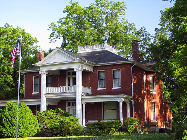James Buchanan Walker house