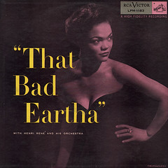 That Bad Eartha by Eartha Kitt and Henri René and his Orchestra