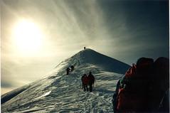 Ascension du Mont-Blanc : Jour 2