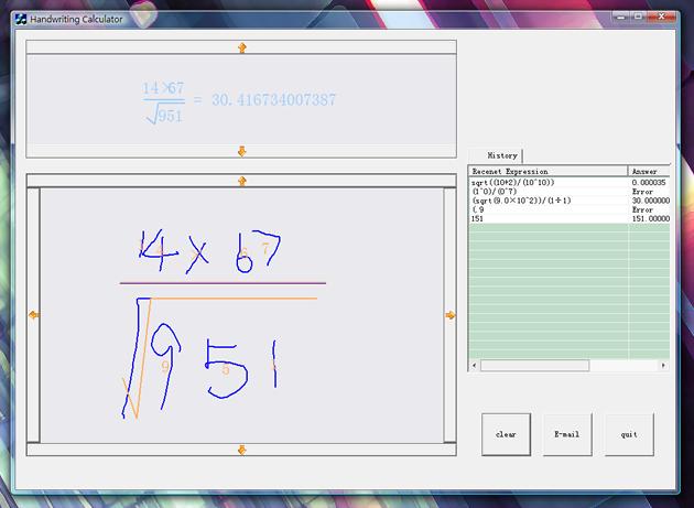 Nokia的NB手写计算器 For Windows PC