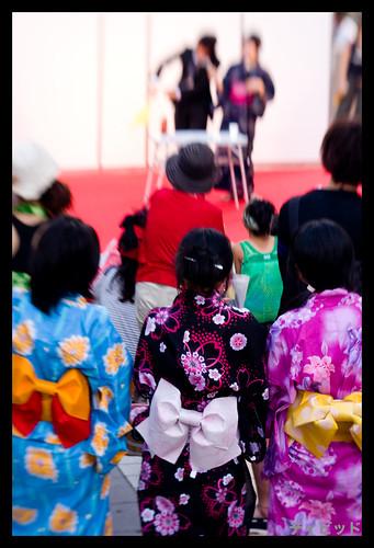 Matsuri Girls Watching