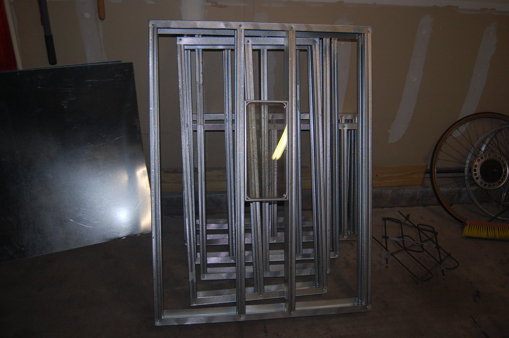 DIY Powder Coating Oven (j_tenkely) Tags: home bike bicycle booth painting diy paint