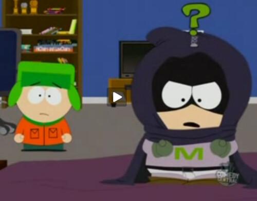 Token South Park