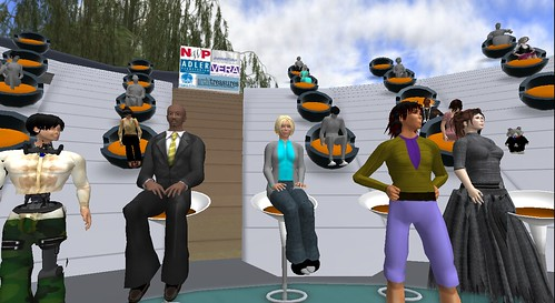 MacArthur Roundtable on Nonprofits and Virtual Worlds