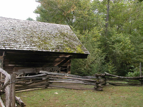 Farm Building - Cades Cove