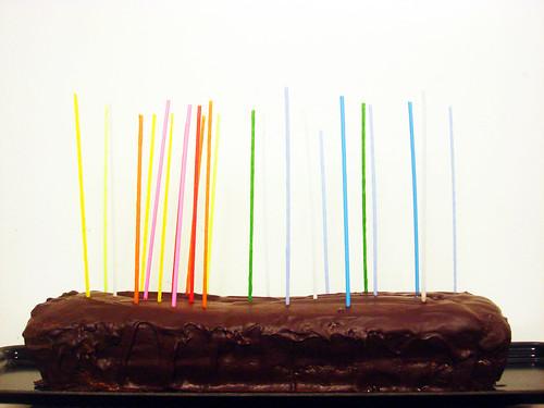 Noemis Geburtstagskuchen