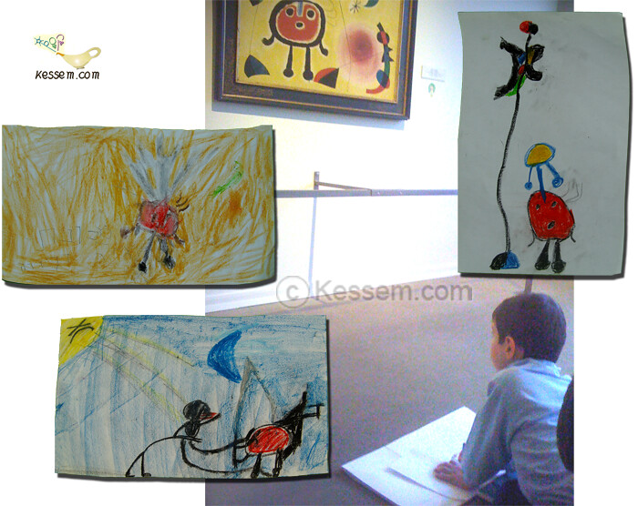 A Creative Visit to the Museum