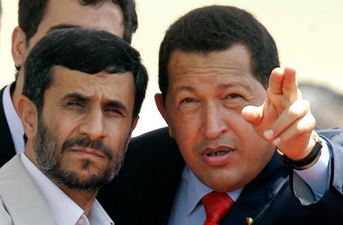 Chavez-Iran