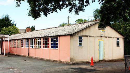 Pink hut, Hay-on-Wye