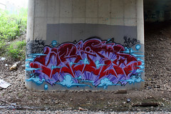 WRITS (Hahn Conkers) Tags: columbus ohio graffiti writs